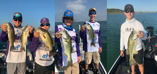 Kurt Dove Bass Fishing Youth Camp